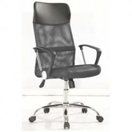 Стул офисный 8011-MSC чёрный