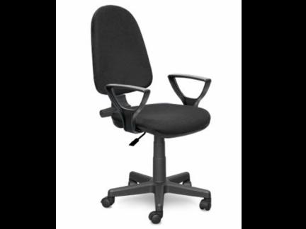 """Компьютерный стул """"Гранд самба"""" Черный"""
