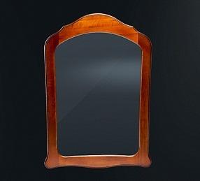 Зеркало из натурального дерева Zzibo, арт. 05/1