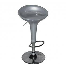 Барный стул BN-3001 Серебро