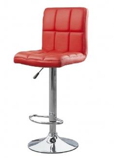 Барный стул BN-1012 Красный