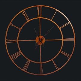 Часы из натурального дерева Zzibo