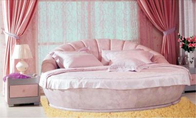Кровать круглая GM09 2000мм