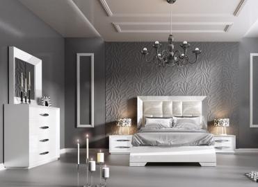 Спальня FRANCO CARMEN WHITE