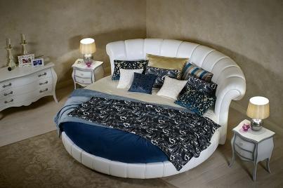 Кровать круглая GM01 2000мм