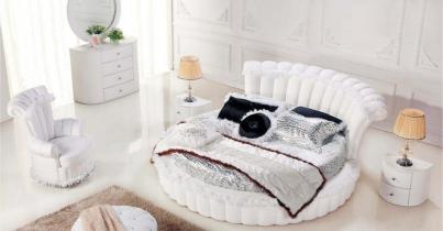 Кровать круглая GM06 2000мм
