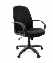Кресло руководителя CHAIRMAN 279 М чёрное