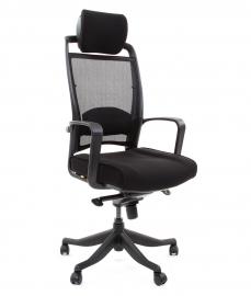 Кресло руководителя CHAIRMAN 283 чёрное