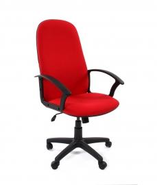 Кресло руководителя CHAIRMAN 289 красное