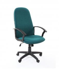 Кресло руководителя CHAIRMAN 289 зелёное
