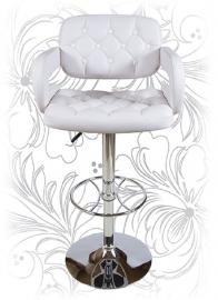 Барный стул 3460 Tiesto Белый