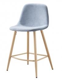 Полубарный стул ESF 350S Blue