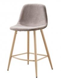 Полубарный стул ESF 350S Dark beige