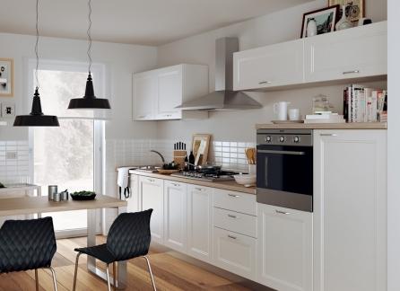 Кухонный гарнитур TRIR-Milk