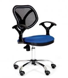 Кресло оператора CHAIRMAN 380 синее