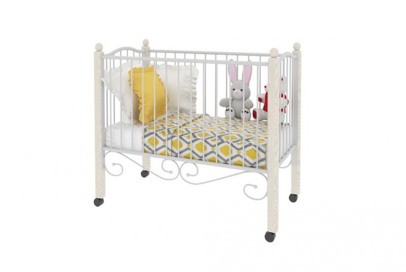 Кровать Милсон Женечка lux 1200*1600
