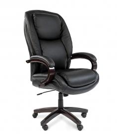 Кресло руководителя CHAIRMAN 408 чёрное