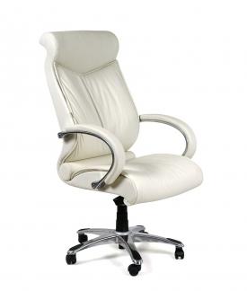 Кресло руководителя CHAIRMAN 420 белое