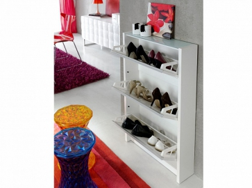 Шкаф для обуви DUPEN Z-2 Белый