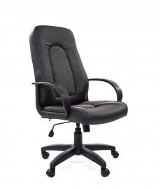 Кресло руководителя CHAIRMAN 429 серое