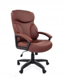 Кресло руководителя CHAIRMAN   435 LT коричневое
