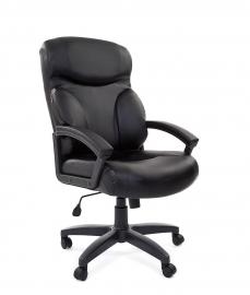 Кресло руководителя CHAIRMAN   435 LT чёрное