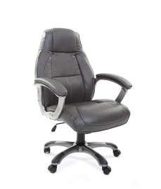 Кресло руководителя CHAIRMAN 436 серое