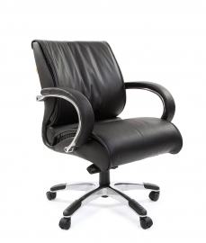 Кресло руководителя CHAIRMAN 444 чёрное