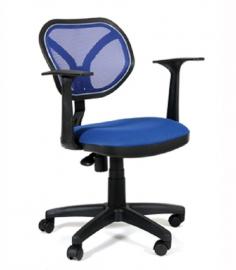 Кресло оператора CHAIRMAN 450 new синее