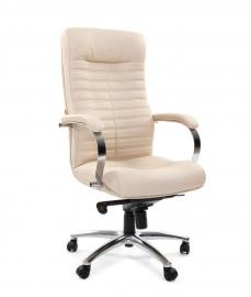 Кресло руководителя CHAIRMAN 480 бежевое