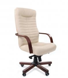 Кресло руководителя CHAIRMAN 480 WD бежевое