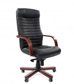 Кресло руководителя CHAIRMAN 480 WD чёрное