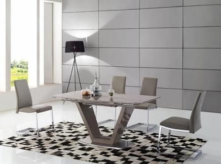 Стол ESF HT-2135 Кофе