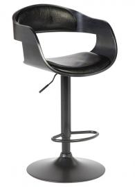 Барный стул 5078 Bow Black