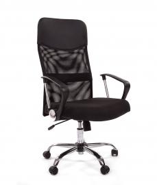 Кресло руководителя CHAIRMAN 610 чёрное