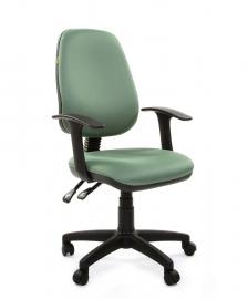 Кресло оператора CHAIRMAN 661 зелёное