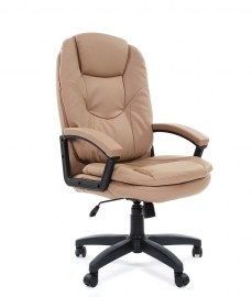 Кресло руководителя CHAIRMAN 668 LT бежевое