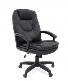 Кресло руководителя CHAIRMAN 668 LT чёрное