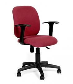 Кресло оператора CHAIRMAN 670 красное