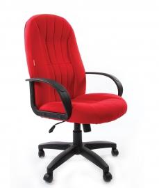 Кресло руководителя CHAIRMAN 685 алое
