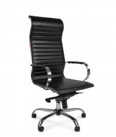 Кресло руководителя CHAIRMAN 710 чёрное