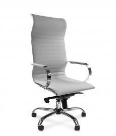 Кресло руководителя CHAIRMAN 710 серое