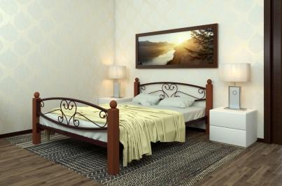 Кровать Милсон Каролина lux plus 1200*1900