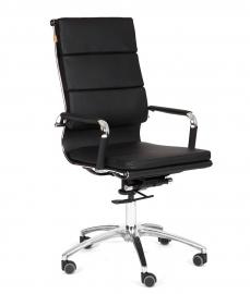 Кресло руководителя CHAIRMAN 750 чёрное