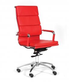 Кресло руководителя CHAIRMAN 750 красное