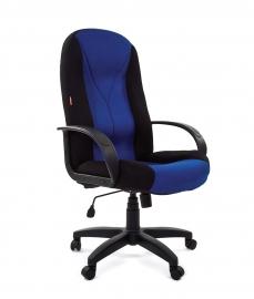Кресло руководителя CHAIRMAN 785 синий