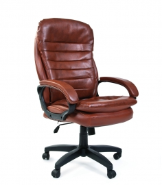 Кресло руководителя CHAIRMAN  795 LT коричневое