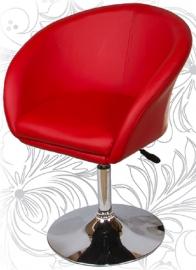 Дизайнерское барное кресло 8600 красное