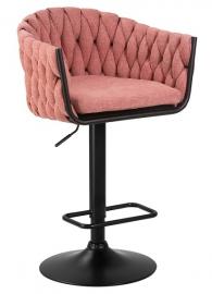 Барный стул 9690 Pink