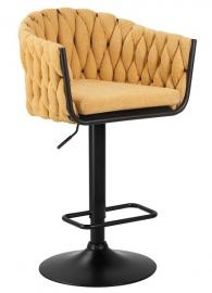 Барный стул 9690 Yellow